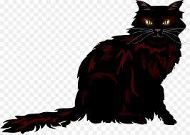 black cat clipart png. Modren Cat Black Cat Kitten Whiskers Persian British Shorthair  Cats Clipart Intended Cat Clipart Png R