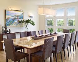 dining room table lighting ideas. coastal medium tone wood floor dining room photo in new york with yellow walls table lighting ideas h