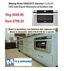 sharp drawer microwave. stainless drawer microwave $799 mesa az sharp l
