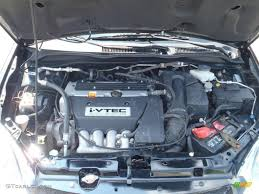 2002 Honda Civic Si Hatchback 2.0 Liter Si DOHC 16-Valve i-VTEC 4 ...