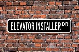 Elevator Installer Elevator Installer Gift Elevator