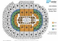 Sap Center Seating Chart Seating Chart