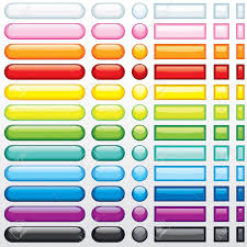 Bouton Web Design Multicolored Shine Buttons For Your Web Design Only Gradients