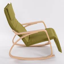 modern wooden rocking chair. aliexpress.com : buy comfortable relax wood rocking chair with foot rest design living room furniture modern chaise lounge recliner fabric cushion from wooden y