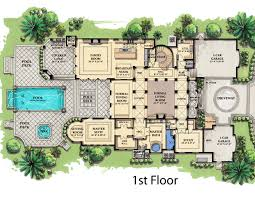 florida house plans. Mediterranean Home Plans And Spanish House Floor At Florida T