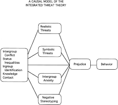 anxiety in intergroup relations a comparison of anxiety  prior intergroup conflict