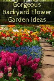 backyard flower garden. Do You Ever See Gorgeous Backyard Flower Gardens Wish Could Have In Your Own Garden M