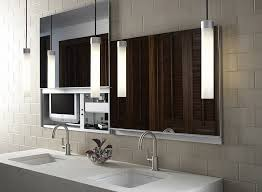 bathroom mirror chrome. Framing A Bathroom Mirror Ideas Round White Under Mount Sink Two Pendant Lamp Smart Cabinet Chrome Z