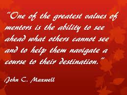 Mentor Mentee Quotes. QuotesGram via Relatably.com