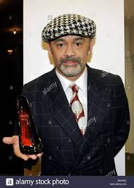 French Designer Christian French Footwear Designer Christian Louboutin Attends The