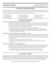 Athletic Trainer Resume Trainer Resume Personal Training Resume