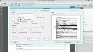 Adobe Livecycle Designer Crack How To Add Watermark In Pdf Form Using Adobe Acrobat Live