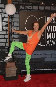 richard simmons 2016 today show. richard simmons at the 2013 mtv video music awards. picture: jamie mccarthy/getty 2016 today show
