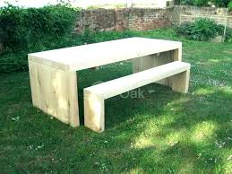 picnic table plans detached benches picnic tables with detached benches wood table with bench wood dining