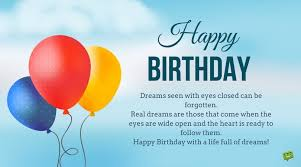 Happy Birthday Inspirational Quotes Delectable Inspirational Birthday Wishes Messages To Motivate And Celebrate