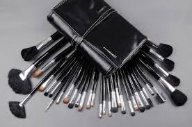 professional mac makeup brush set 32pcs