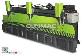 Hydraulic press brake machine | CUNMAC Vietnam