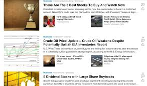 China Stock Market Chart Yahoo Yahoo Finance Premium Review Is It Worth Paying For