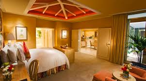 Mirage Two Bedroom Suite One Bedroom Lanai The Mirage