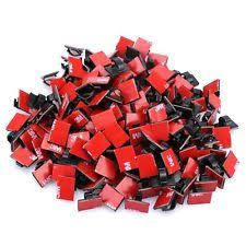 wire clips cable ties organizers 200 pieces adhesive cable clips car cable wire clips organizer ties for carhome