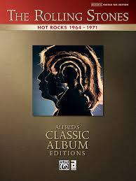 The <b>Rolling Stones</b>: <b>Hot</b> Rocks 1964-1971: Authentic Guitar TAB ...