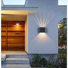 outdoor wall washer lamps 10w led wall