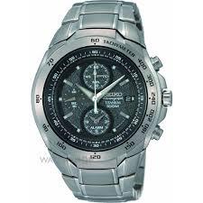 men s seiko titanium alarm chronograph watch snab91p1 watch mens seiko titanium alarm chronograph watch snab91p1