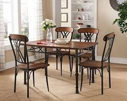 modern kitchen table sets chair 50 new metal dining room chairs sets metal dining room table