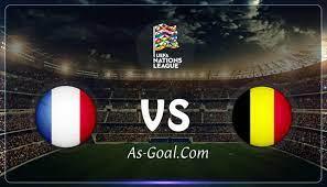 نتيجة مباراة بلجيكا وفرنسا في نصف نهائي دوري الأمم الأوروبية