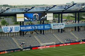 Sporting Kc Seating Chart Sporting Park Kansas City All Inclusive Vacations In