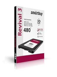 <b>Диск</b> SSD <b>Revival</b> 3 480 <b>Smartbuy</b> 8018395 в интернет-магазине ...