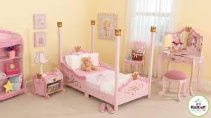 unique kids bedroom furniture. Princess Toddler Four Poster Configurable Bedroom Set Unique Kids Furniture