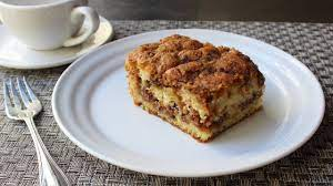 1 stick butter, room temperature. Pecan Sour Cream Coffee Cake Recipe How To Make A Crumb Cake Youtube