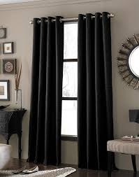 delancey contemporary lined grommet drape  curtainworkscom
