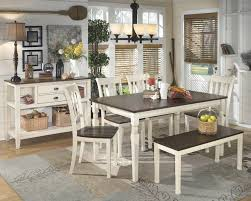 full size of house plan amusing antique white dining room set 9 whitesburg table 4 side