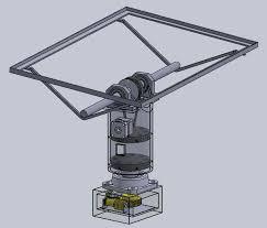 stepper motor arduino solar tracker ev