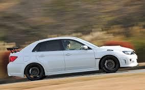 2012 Subaru Impreza WRX STI S206 First Drive - Motor Trend