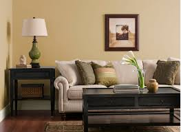 Yellow Gold Paint Color Living Room Living Room In Golden Needles Living Rooms Rooms By Color