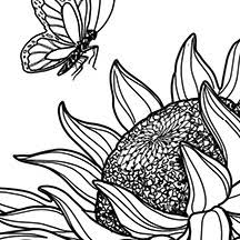 The house is not immediately visible. Free Printable Coloring Pages For Adults With Swear Words