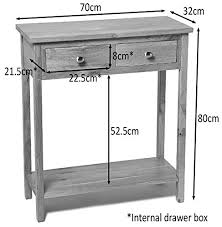 telephone console table. waverly oak 2 drawer large console table telephone y