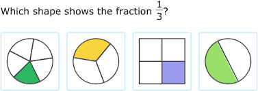 Image result for fraction of shape
