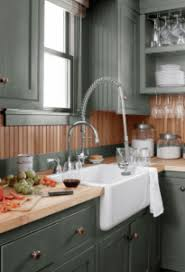 Earth Tones. Cool Kitchen Paint Ideas Dark Cabinets #kitchenpaintideas  #kitchencolors #kitchendecor #kitcheninspiration