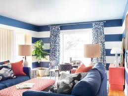 Orange And Blue Living Room Decor Blue And Orange Living Room Decorating Ideas House Decor