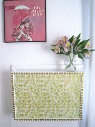 Lattice Air Conditioner Screen Decorative Air Conditioner Covers Ac Unit Cover Ideas