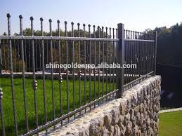 Wrought Iron Fencing Supply Wholesale Iron Fencing Suppliers Alibaba