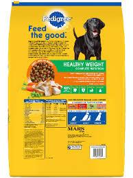 Healthy Weight Dog Food Chicken Flavor Dry Dog Food
