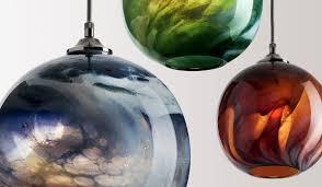 mineral pendants