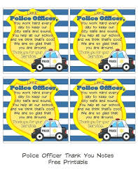 Police Officer Thank You Cards Officers Talk Candidly About Life On