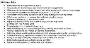 emt job description httpresumesdesigncomemt job description free resume  sample pinterest job description - Child Care Skills