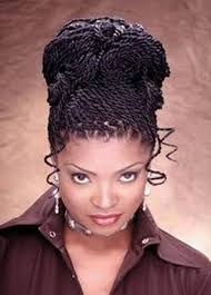 Twisted Hair Style twist hairstyle for african american women women medium haircut 5507 by wearticles.com
